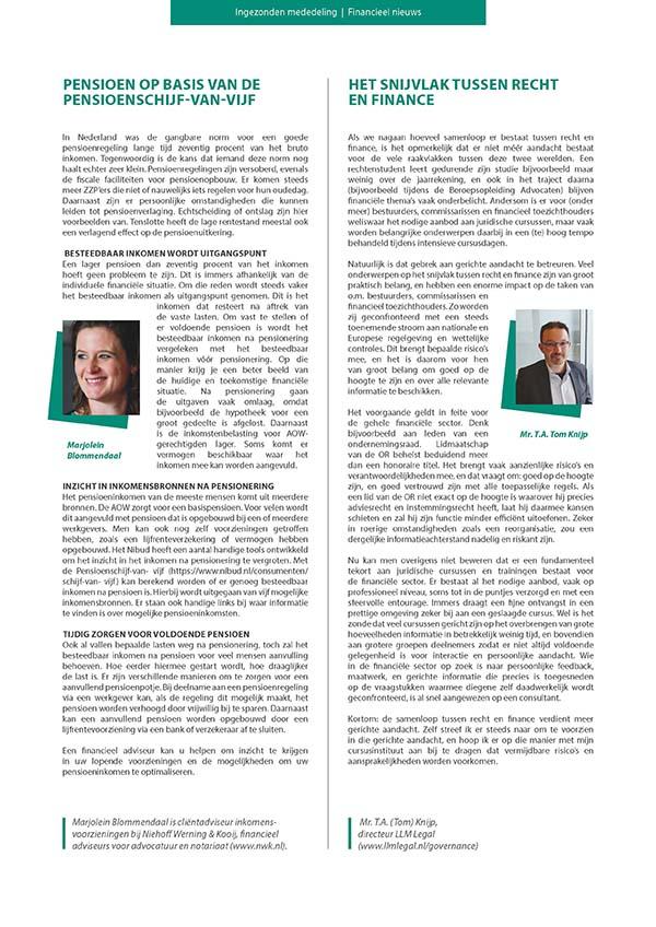 Tom Knijp LLM Legal Recht En Finance In Mr