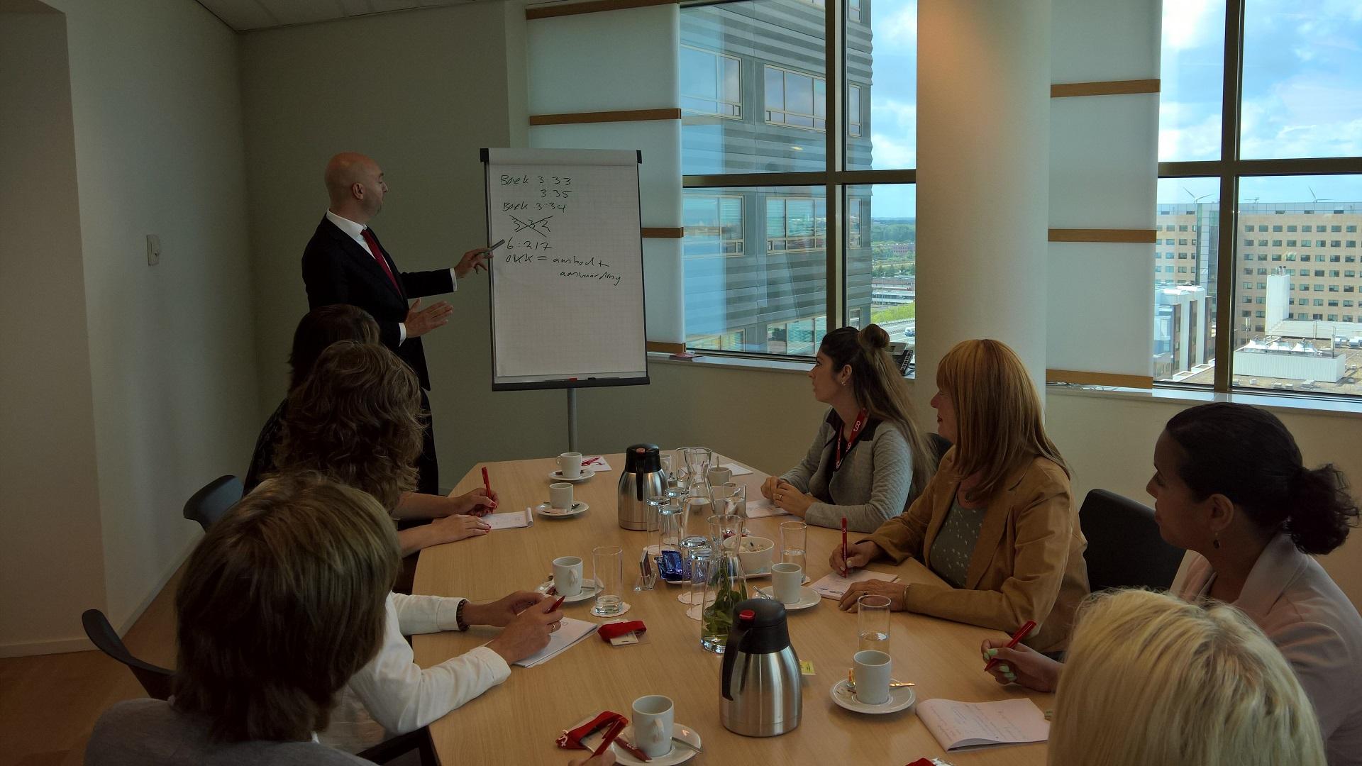 LLM Legal cursus juridisch financieel ondernemers bestuurders